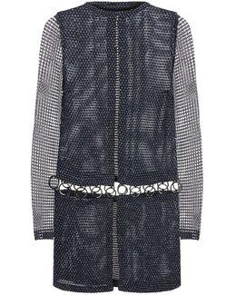 Jaya Open Weave Coat