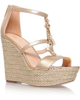 Suki Espadrille Wedge Sandals