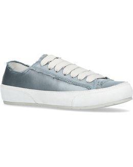Parson Satin Sneakers