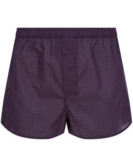 Modern Fit Nelson Boxer Shorts