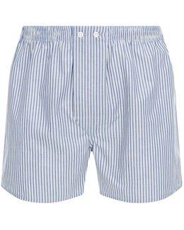 Modern Fit Striped Boxer Shorts