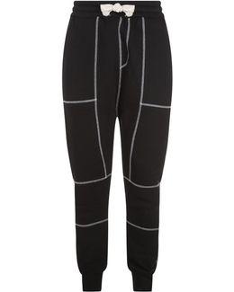 External Stitch Sweatpants