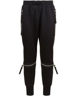 Grundy Zip Sweatpants