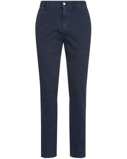 Luxe Performance Slim Chinos