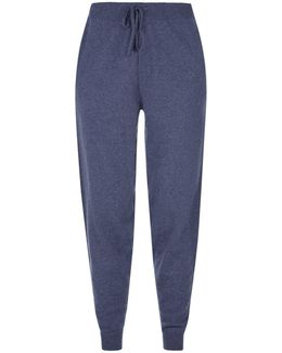 Tapered Cashmere Sweatpants