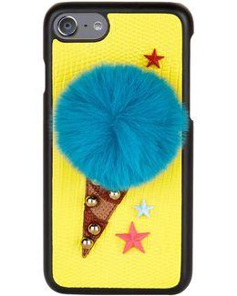 Ice Cream Cone Iphone 7 Phone Case