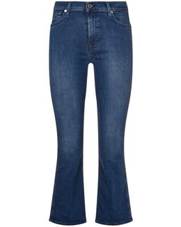 Cropped Boot Slim Illusion Luxe Jeans
