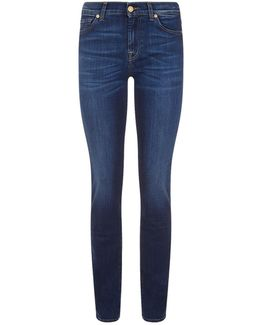 Slim Illusion High Waist Super Skinny Jeans