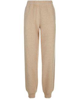 Knitted Fleece Sweatpants