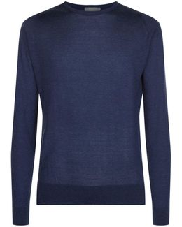 Theon Cashmere Blend Sweater