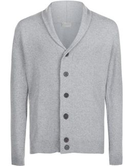 Patterson Wool And Cashmere Cardigan