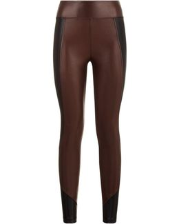 Curve Mid-rise Cropped Leggings
