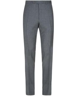 Marl Speckled Trousers