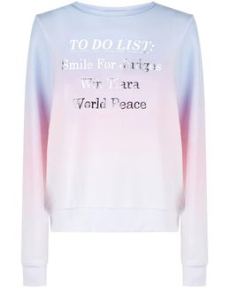 Pageant List Sweater
