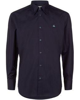 Classic Orb Cotton Shirt