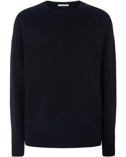 Ottoman Crew Neck Sweatshirt