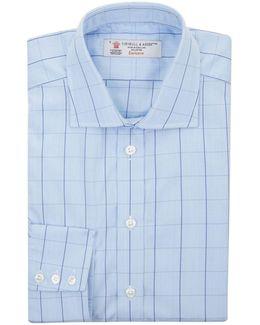 Checked Cotton Shirt