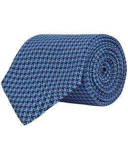 Interlocking Pipe Tie