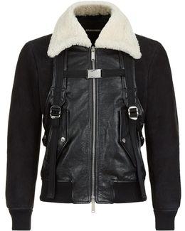 Paratrooper Leather Jacket