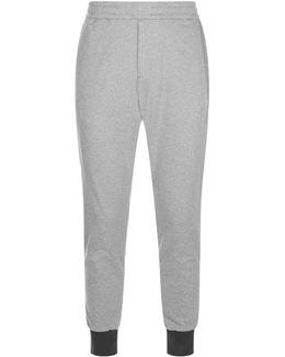 Mixed Jersey Sweatpants