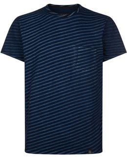 James Striped T-shirt