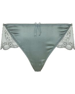 Innocence Embroidered Brief