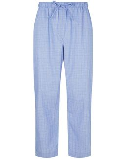 Prince Of Wales Check Lounge Trousers