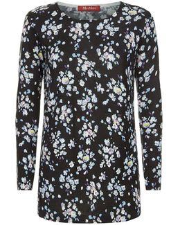 Blossom Print Sweater