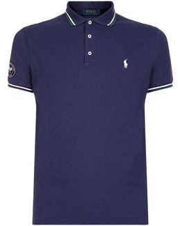 Wimbledon Polo Top