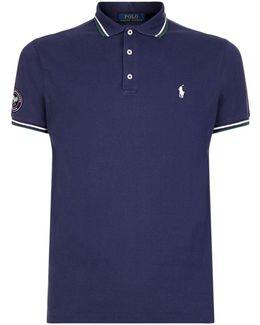 Wimbledon Polo Top
