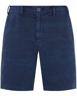 Montauq Straight-fit Chino Shorts