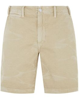 Montauq Straight-fit Chino Shorts