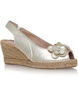 Poppy Wedge Sandals