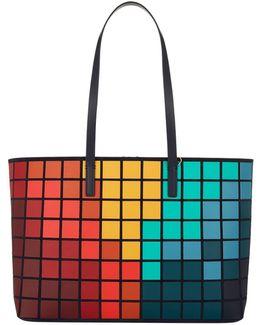Ebury Pixelated Shopper Tote