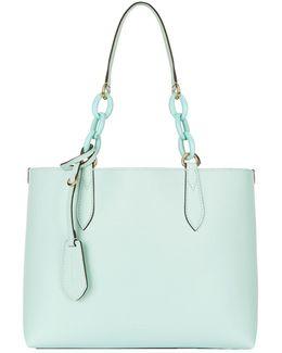 Small Reversible Top Handle Bag