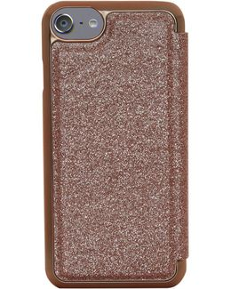 Iphone6/6s/7 Glitter Phone Case With Mirror