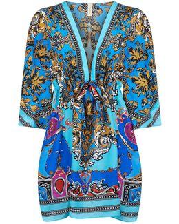Versailles Silk Kaftan