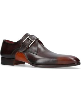 Opanka Curve Single Monk Shoes