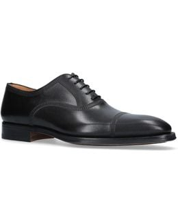 Domino Punch Oxford Shoes