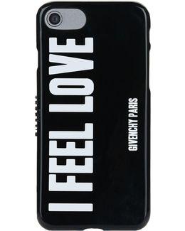 I Feel Love Iphone 7 Case
