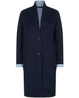 Melbourne Reversible Coat