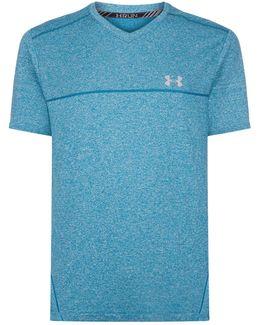 Threadborne Streaker Run V-neck T-shirt