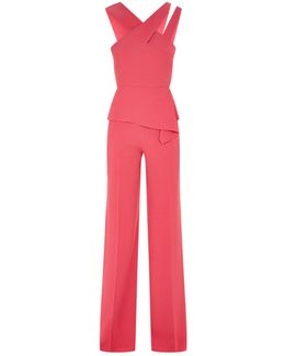 Layered Effect Jumpsuit
