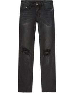 Rocky Slim Tapered Jeans
