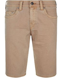 Geno Relaxed Slim Shorts