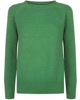Lowmoore Cotton Sweater