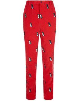 Penguin Corduroy Trousers