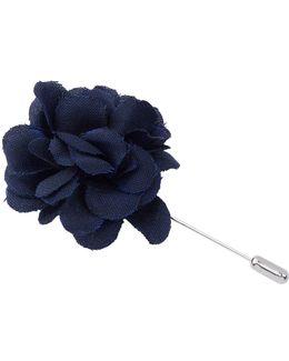 Rose Tie Pin