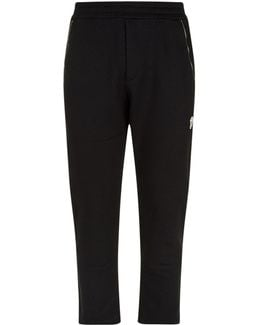 Side Zip Sweatpants