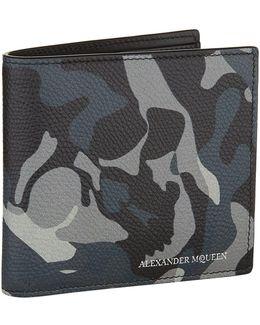 Bi-fold Camouflage Wallet